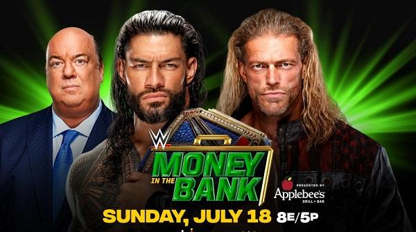 Watch WWE Money In The Bank 2021 PPV 7/18/21 Live Online Full Show | 18th July 2021