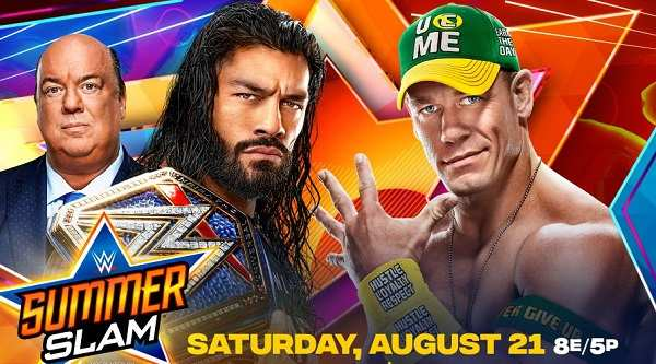 Watch WWE SummerSlam 2021 PPV 8/21/21 Live Online Full Show | 21st August 2021